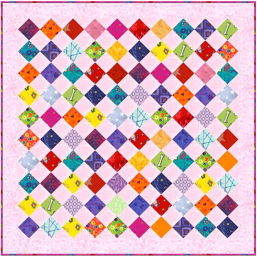 Quilting Pattern Shapes : Original Quilts Patterns